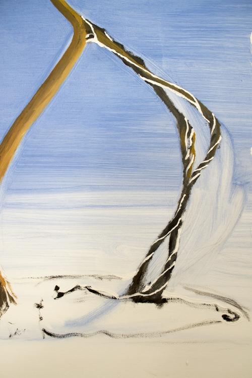 Bonsai work - painting - fatma-5606 | ello