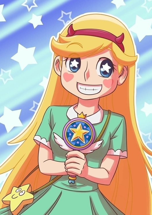 Star Butterfly, forces evil - star - brothertico | ello