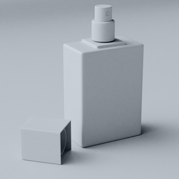 Perfume - CGI malha - modelling - edivan-5333 | ello