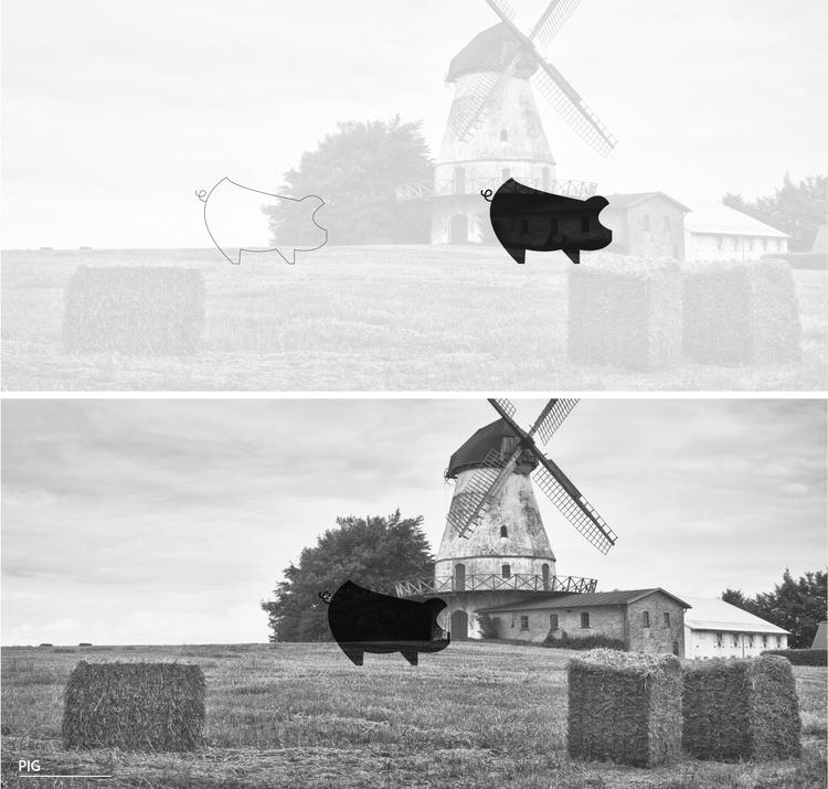 pig - illustration, characterdesign - julls_cutepunk | ello