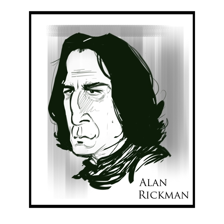 Alan Rickman - darrenlewis | ello
