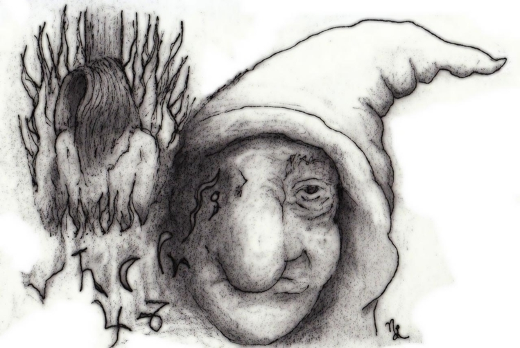 Revenge - drawing, illustration - cheechwiz | ello