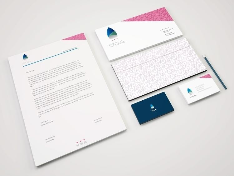 Branding - branding, paper, logodesign - marjoriereyesf | ello