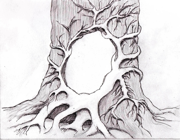Doorways - #wurms, illustration - cheechwiz | ello