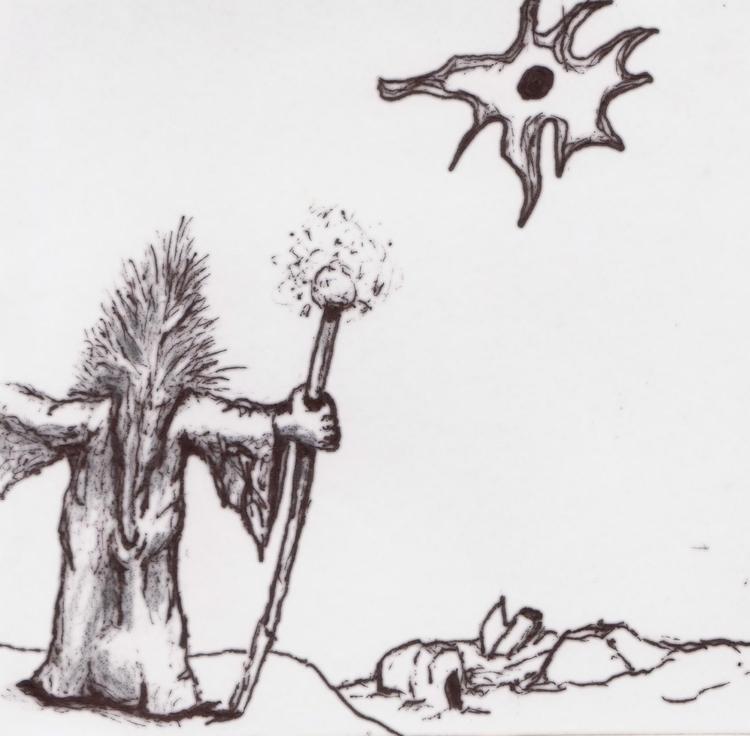 Summons - #wurms, illustration, characterdesign - cheechwiz | ello