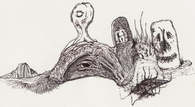 Roads - illustration, drawing - cheechwiz | ello
