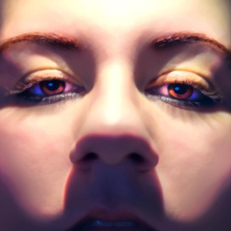 illustration, portrait, digitalpainting - cervidae-1054 | ello