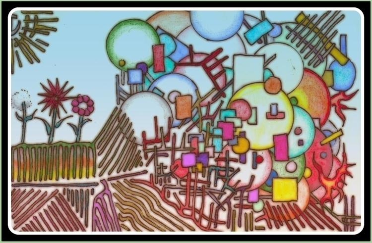 illustration, conceptart - cheechwiz | ello