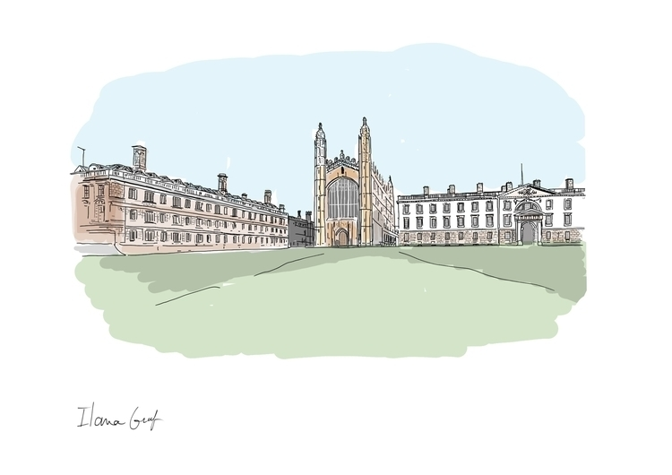 University - university, buildings - ilanagraf | ello