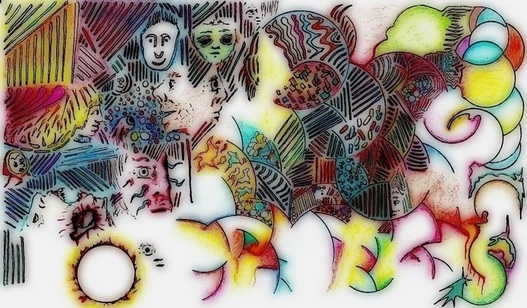 GF - conceptart, #abstract - cheechwiz | ello