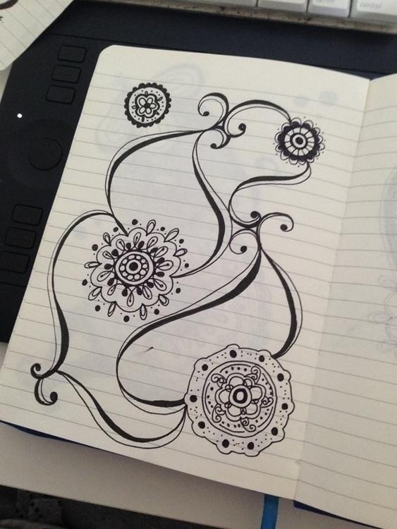 zentangle, doodle - ashleyr-6440 | ello
