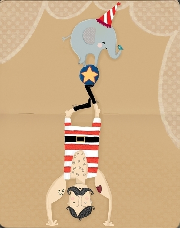 strong, strongman, elephant, personal - vickydoodles-4070 | ello