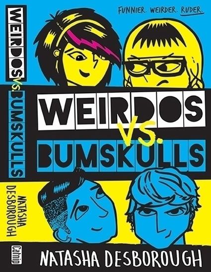Weirdos Bumskulls. Book 2 serie - vickydoodles-4070 | ello