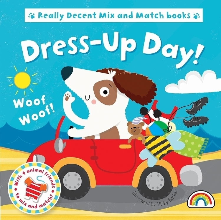 Baby board book series - Dress - vickydoodles-4070 | ello