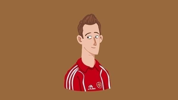 England Hockey Player 2 - illustration - ajitvaidya | ello