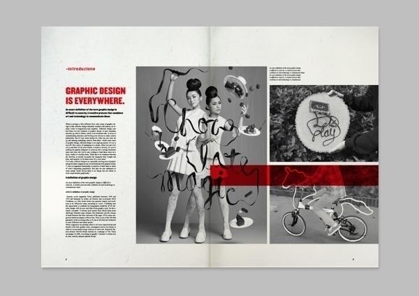 Editorial Design • Vanessa Fara - vanessafarano | ello