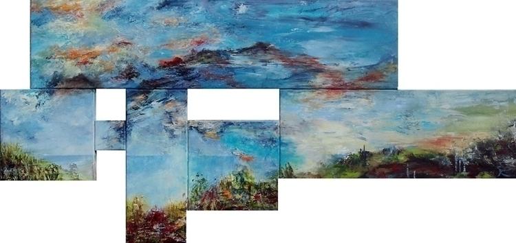 Forgotten Land - painting - xplore-1239   ello