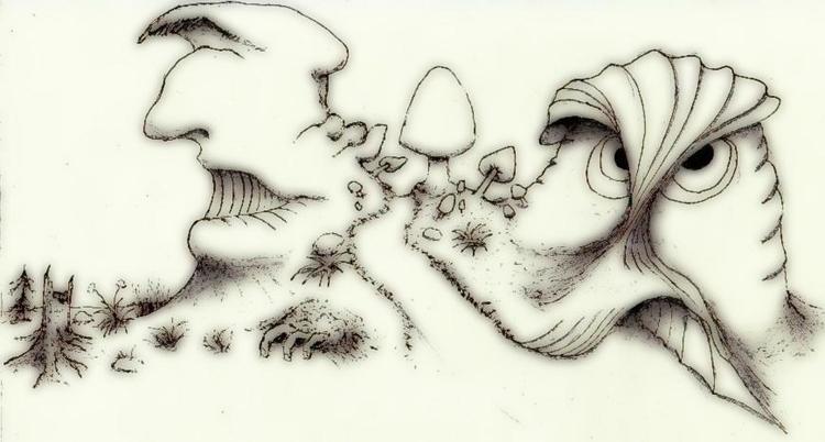 conceptart, drawing - cheechwiz | ello