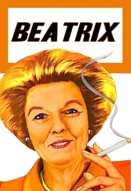queen billboard brand cigarette - marjon-4891   ello