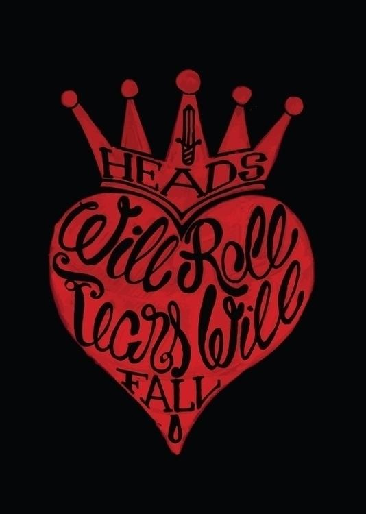queen hearts - heart, queenofhearts - hueroth | ello