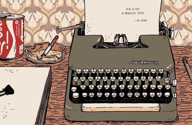 friends. 16 page comic color, d - meedean | ello