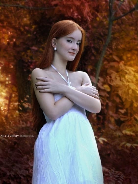 Model: Kristýna Š?astná Photo,  - nelagriminelli_art   ello