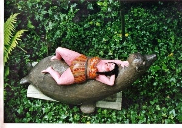 ceramics 120 60 50 cm - sculpture - marjon-4891 | ello