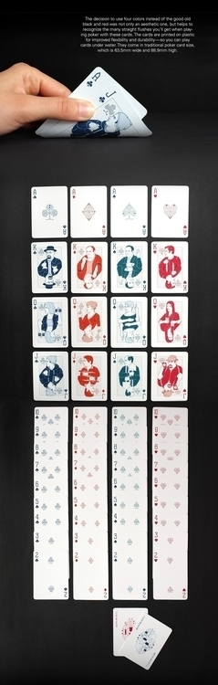 custom designed playing card de - marion-1392 | ello
