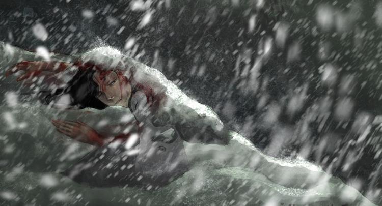 Rest - snowflakes, snow, winter - akrishna-9476 | ello