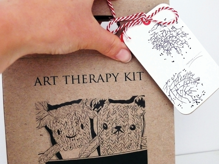 package Art Therapy Kit series - sheree-3254 | ello
