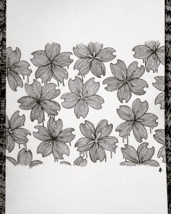 illustration, drawing, lines - salutnoe | ello