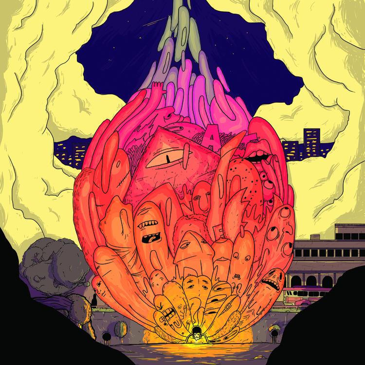 Symphony Sins - illustration, conceptart - seansonsona   ello