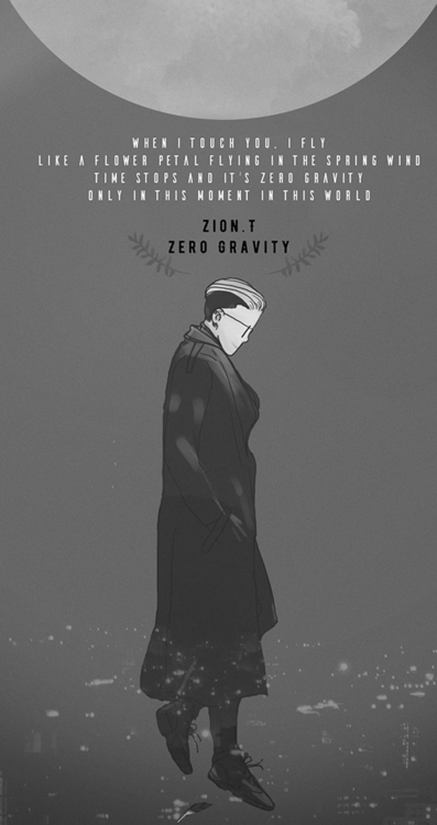 Zion.T_ Gravity - illustration, painting - soso-6104 | ello
