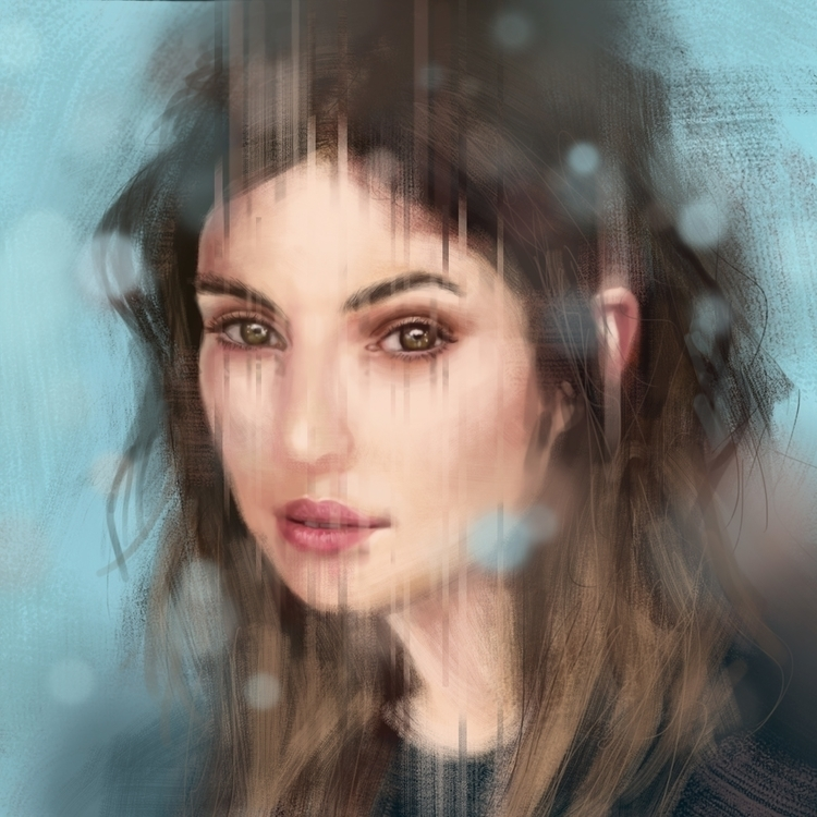 Maria Valverde Attempt) Digital - siberian_sweaters | ello