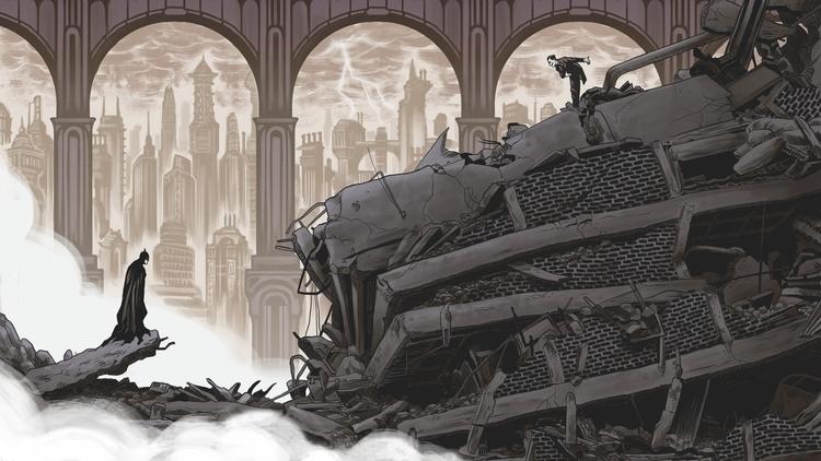 Batman: Encore Kris Miklos - batman - krismiklos | ello