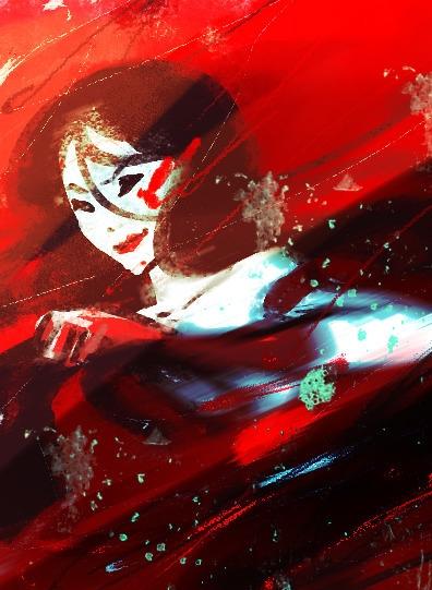 Elektra - elektra, daredevil, marvel - ladyalouette | ello