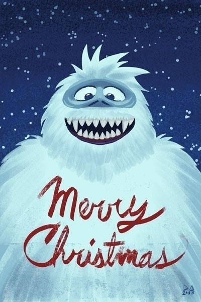 Nostalgic Christmas illustratio - alienraygun | ello