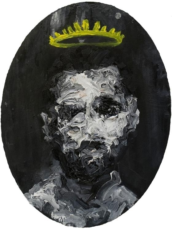 Portraits Memory / Oil Board 30 - armandocabba   ello