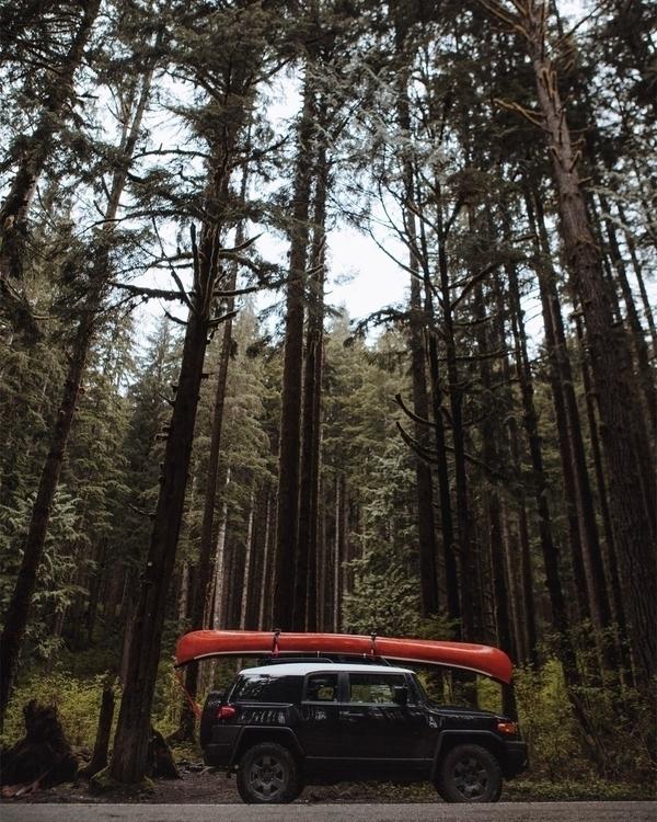 adventure - canoe, upperleftusa - andrewstebliy | ello