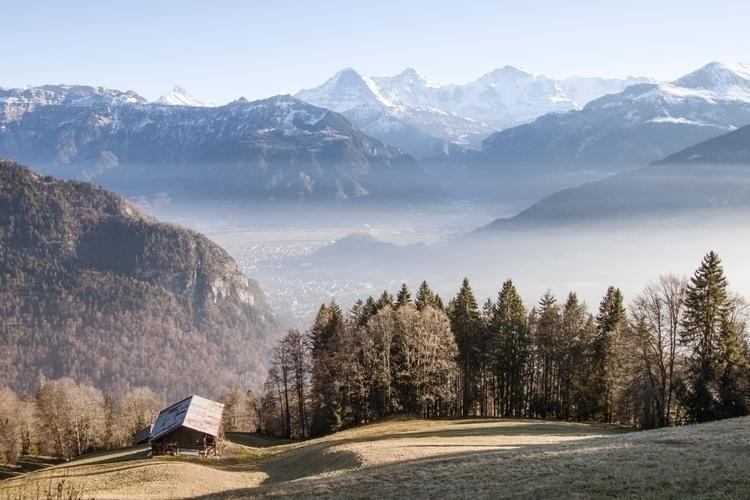 distance Eiger, Mönch Jungfrau  - jeyhag | ello