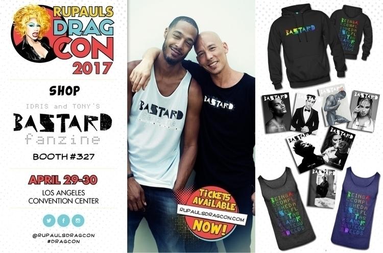 weekend raise money Booth 327 - BASTARDfanzine - bastardfanzine | ello