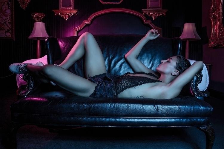 Photographer: Alex Sterling -S - darkbeautymag   ello