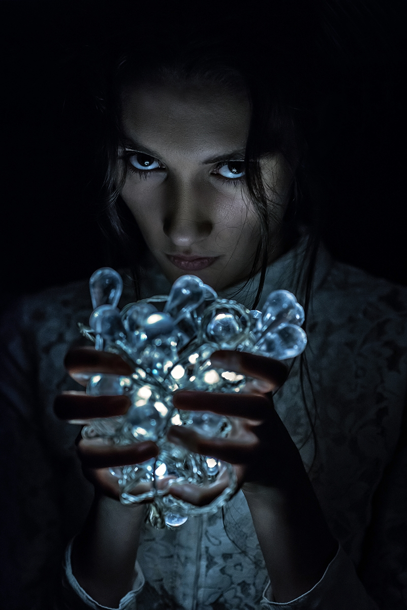Photographer:Clovis Durand-Mol - darkbeautymag | ello
