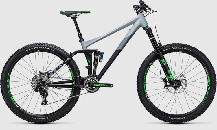 Fritzz 27.5 wheels weapon choic - desertbikes | ello