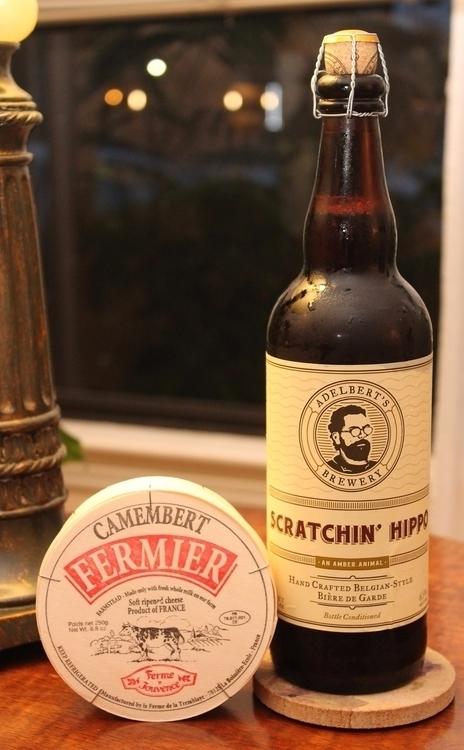 Scratchin' Hippo + Fermier Came - ellobrew | ello