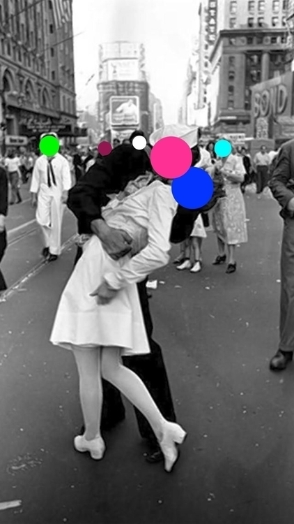 Dots - newyork, timesquare, creative - jakesmelker | ello