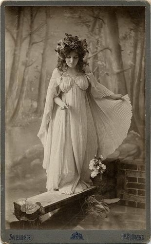 fashion, vintage, edwardian, beauty - victorianchap | ello
