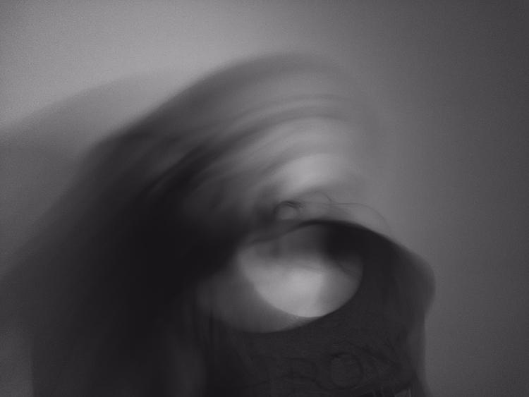 blackandwhite, portrait, girl - mdelvan | ello