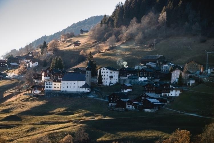 love beautiful village Swiss Al - jeyhag   ello