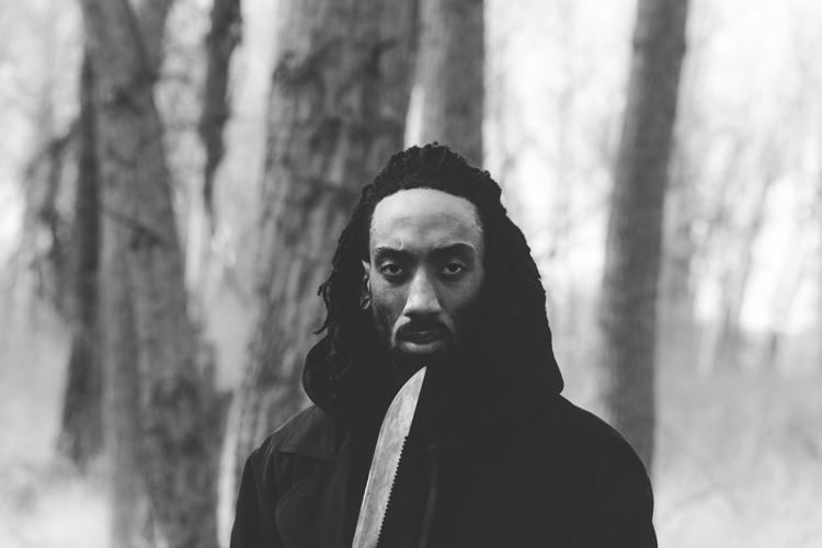 """Reaper"" — Photographer: Ilona  - darkbeautymag   ello"